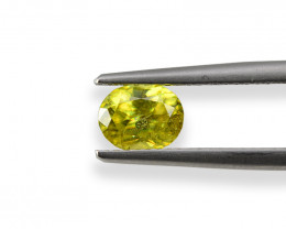 1.12 Cts Stunning Lustrous Natural Sphene