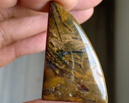 Pietersite Tiger Eye Cabochon 100% NATURAL AND UNTREATED VA86
