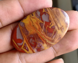 Iron Man Jasper 100% NATURAL AND UNTREATED VA103