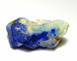 Amazing Natural color Damage free Lapis Lazuli Specimen 49Cts-A