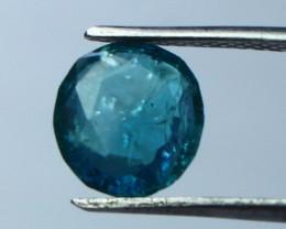 NR!!! 1.40 Cts Natural & Unheated~ Blue Tourmaline Gemstone