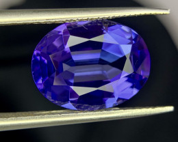 5.44 carat Natural beautiful Cut Tanzanite Gemstone.