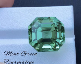 32.05 Carat Perfect Mint Green Stunning Tourmaline