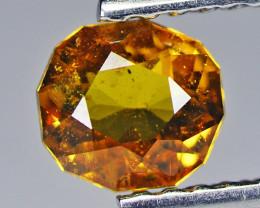 Sapphire 0.81 Cts  Bellini yellow Master Geo Cut BGC315 | From Srilanka