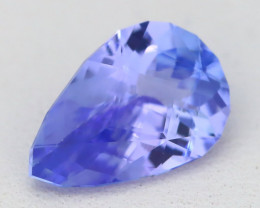 Tanzanite 2.57Ct VVS Master Cut Unheated Purplish Blue Tanzanite A1501
