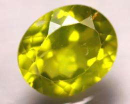 Peridot 2.85Ct Natural Pakistan Himalayan Green Peridot E1408/A10
