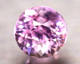 Pink Kunzite 2.14Ct Natural Pakistan Purplish Pink Kunzite E1412/B37