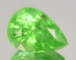 ~BEAUTIFUL~ 1.44 Cts Natural Tsavorite Garnet Nice Green Kenya