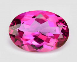 *No Reserve* 6.12 Cts Pink Natural Topaz Gemstones