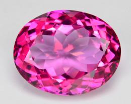 *No Reserve* 9.59 Cts Pink Natural Topaz Gemstones