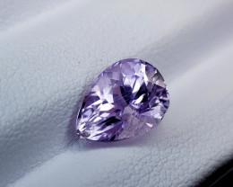7.25Crt Kunzite Unheated Natural Gemstones JI50