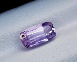 0.80Crt Kunzite Unheated Natural Gemstones JI50