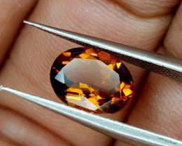 0.95Crt Madeir Citrine Natural Gemstones JI50