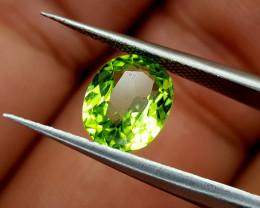 1.71Crt Peridot Natural Gemstones JI50