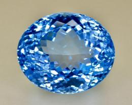 22.72 Crt Topaz Faceted Gemstone (Rk-17)
