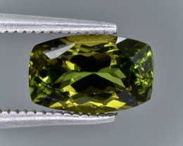 2.03 Crt Tourmaline Faceted Gemstone (Rk-17)