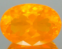 *NR* Tangerine Opal from Mexico 5.87Ct