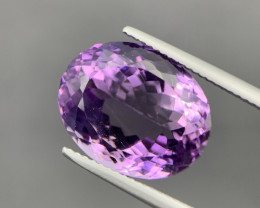 14.50 Cts Excellent Genuine Purple Amethyst with good Luster. amy-5454