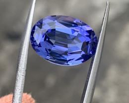 Gorgeous 6.28 carat Natural Tanzanite Gemstone