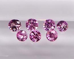 1.1ct unheated pink sapphire