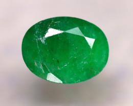 Emerald 3.57Ct Natural Zambia Green Emerald D1521/A38