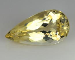 8.13Ct Natural Beryl AAA Grade Top Quality Gemstone. HD 06