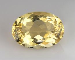 3.84Ct Natural Beryl AAA Grade Top Quality Gemstone. HD 19
