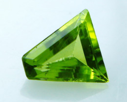 NR!!! 1.20 Cts Natural & Unheated~ Green Peridot Gemstone