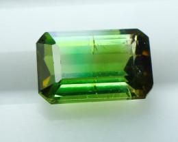 NR!!! 2.00 Cts Natural & Unheated~ Green Tourmaline Gemstone