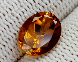 1.72CT MADEIRA CITRINE BEST QUALITY GEMSTONE IIGC57