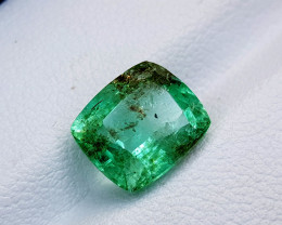 3.15CT EMERALD UNHEATED  BEST QUALITY GEMSTONE IIGC57