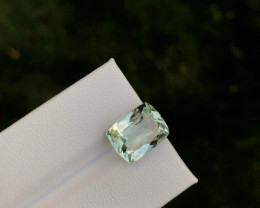 Beautiful 4.65 Ct Attractive Color Aquamarine -Skardu
