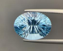 10.65 Crt Beautiful Blue Topaz. Tpz-6665