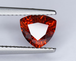 1.48CT HOT ORANGE COLOR BRIGHT SPESSARTITE GARNET $1NR!