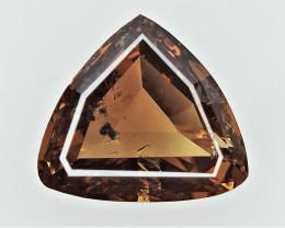 1.10 cts Pear modified Brilliant Cut Diamond ,  Rare Shaped DIamond