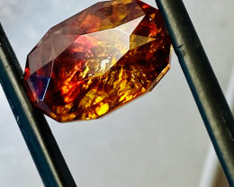 15.8 SPHALERITE- RARE- BEST GEMSTONE FOR JEWELRY BECAUSE OWNS ALL THE COLOR