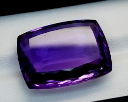 34.35Crt Amethyst  Natural Gemstones JI51