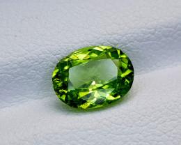 1.75Crt Pakistan Peridot Natural Gemstones JI51