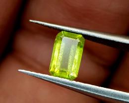 0.72Crt Sphene Color Change Natural Gemstones JI51