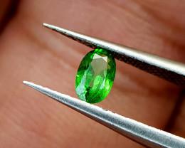 0.31Crt Rare Tsavorite Natural Gemstones JI51