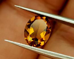 1.52Crt Madeira Citrine Natural Gemstones JI51