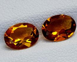 1.75Crt Madeira Citrine Natural Gemstones JI51