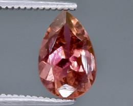 1.63 Crt Tourmaline Faceted Gemstone (Rk-18)