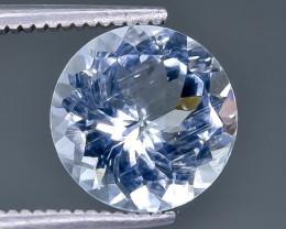 2.25 Crt Aquamarine Faceted Gemstone (Rk-18)