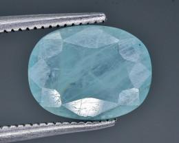 2.13 Crt Grandidierite Faceted Gemstone (Rk-18)