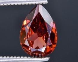 1.96 Crt Garnet Faceted Gemstone (Rk-18)