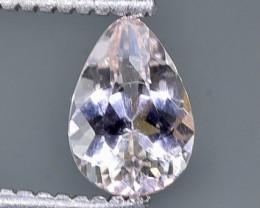 0.46 Crt Morganite Faceted Gemstone (Rk-18)