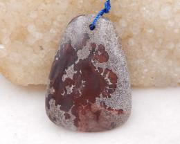 P0241 - 70 Cts Natural Chohua Jasper Pendant Bead,Natural Gemstone Pendant