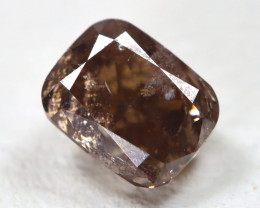 Purple Diamond 0.61Ct Untreated Genuine Fancy Diamond C2011