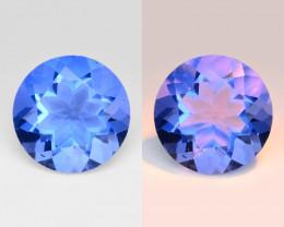 *No Reserve* Fluorite  4.30 Cts Color Change Natural Gemstone